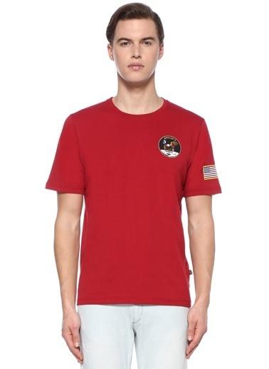 Alpha Industries Tişört Kırmızı
